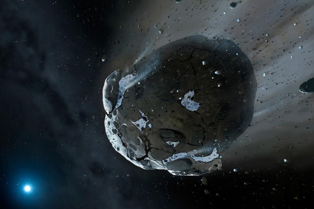 Asteroidi pericolosi: la strategia della Nasa