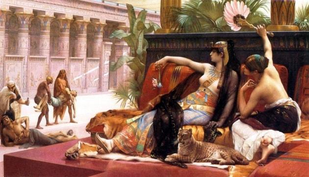 10 cose che (forse) non sai su Cleopatra