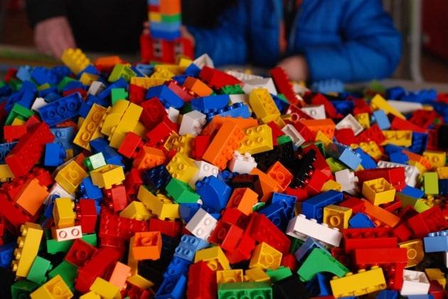 Il corso di Lego all'università
