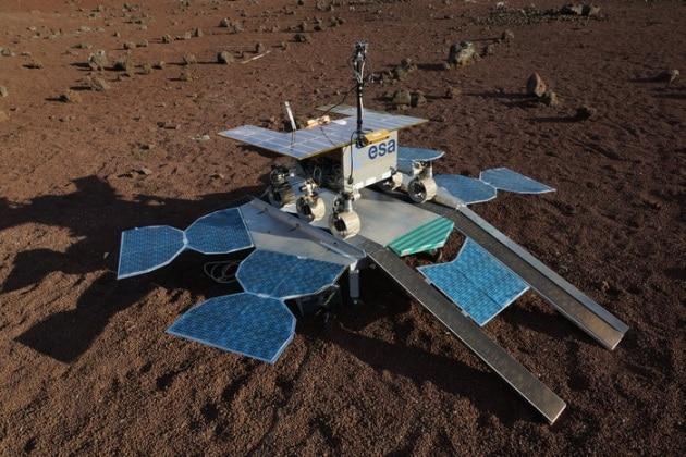 ExoMars: prove di discesa su Marte
