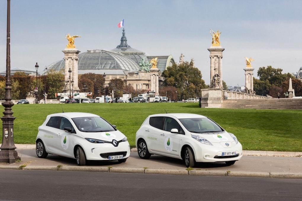 Le auto possono diventare piccole centrali elettriche