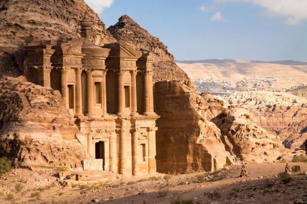 Nuove scoperte a Petra
