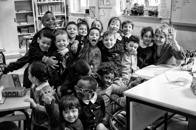 Primo giorno di scuola: buon anno a maestre, maestri e bambini!