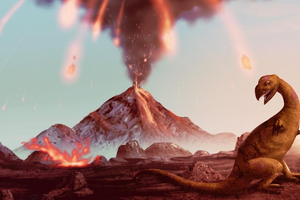 66 milioni di anni fa: l'estinzione dei dinosauri e di gran parte della vita sulla Terra