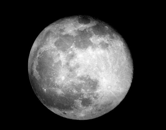 Il gas che causò le eruzioni lunari