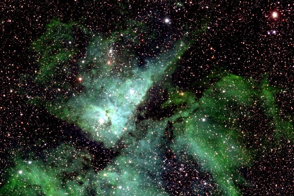 La Via Lattea in 46 miliardi di pixel