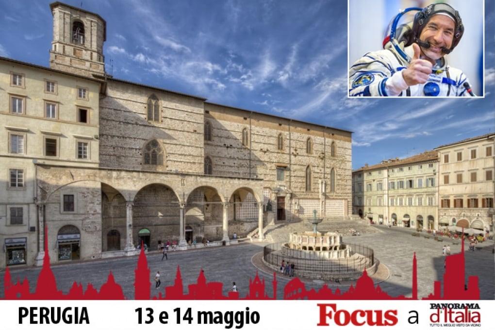 Professione Astronauta... a Perugia