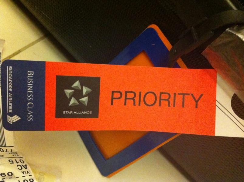 Priority Tag: 12 Segreti Delle Compagnie Aeree