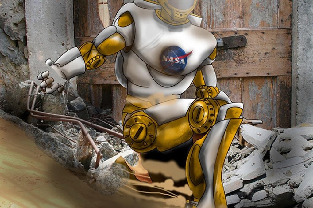 Valkyrie, il robot della Nasa