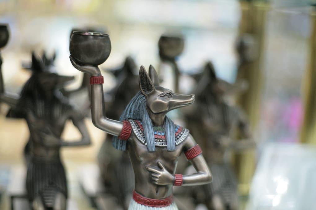 8 milioni di cani sacrificati al dio Anubi