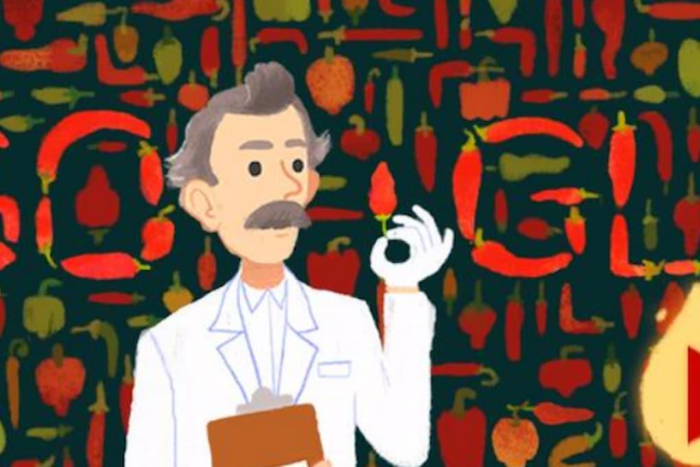 Wilbur Scoville e la scala di piccantezza dei peperoncini