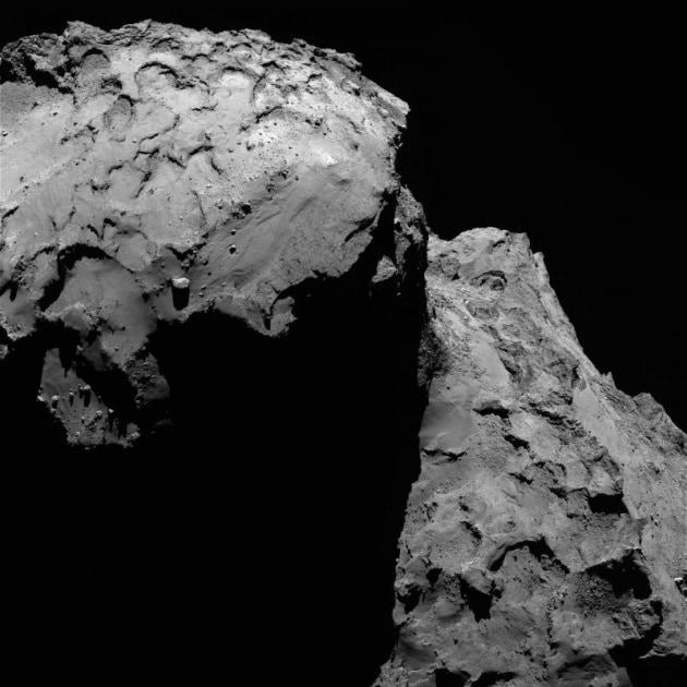 Il lander non ha dato segni di vita, ma la missione Rosetta prosegue