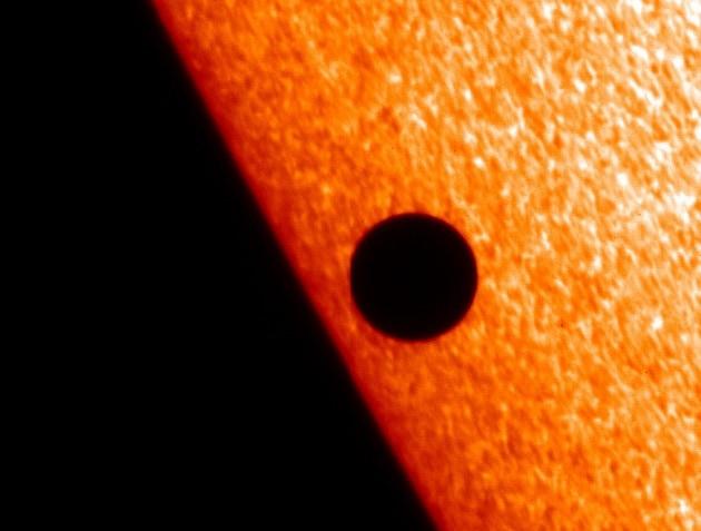 Transito di Mercurio: come vederlo online