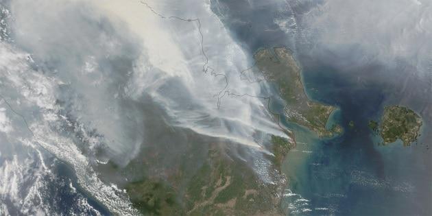 Mezzo pianeta è sotto l'influenza di El Niño