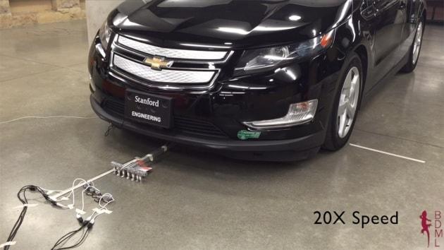 Micromachines: gli insetti robot capaci trainare un'auto