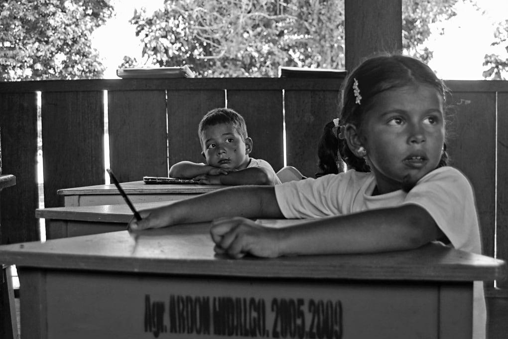 Gli effetti della povertà sul cervello dei bambini