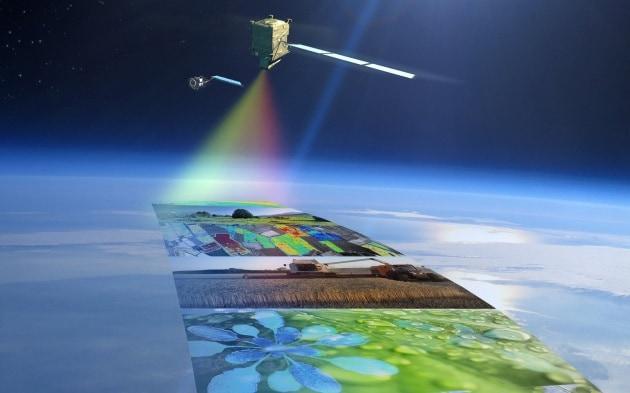 Flex, il satellite per le piante