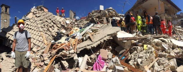 Ci sono più terremoti di giorno o di notte?