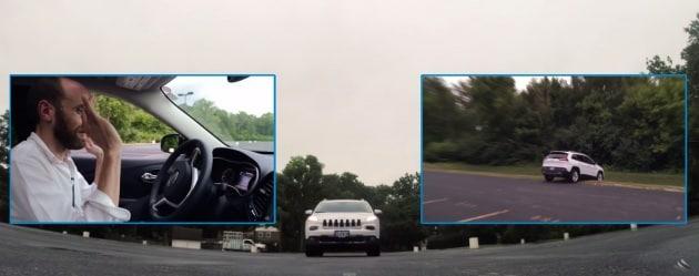 Cosa succede se un hacker prende il controllo di un'auto a distanza