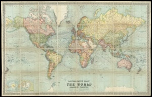 matematica, geografia, carte geografiche, qibla, repubbliche marinare, medioevo, carte portolane