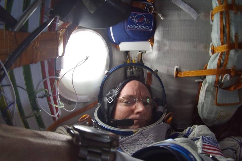 Come cambia il corpo di Scott Kelly in orbita