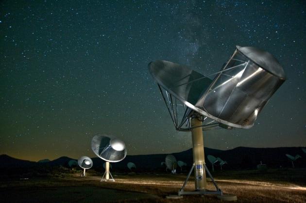 Alieni o rumore? Il SETI studia un segnale anomalo