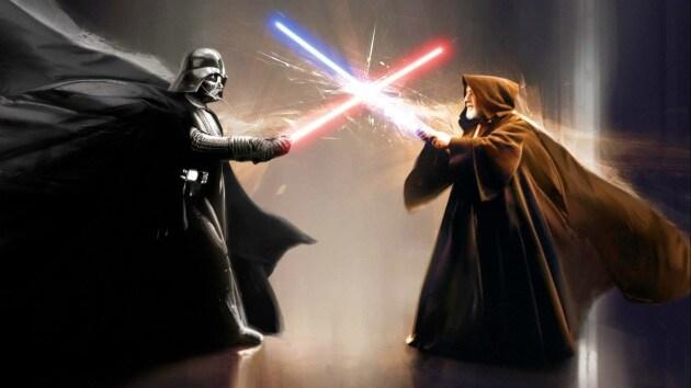 Come potrebbe funzionare una spada laser di Star Wars