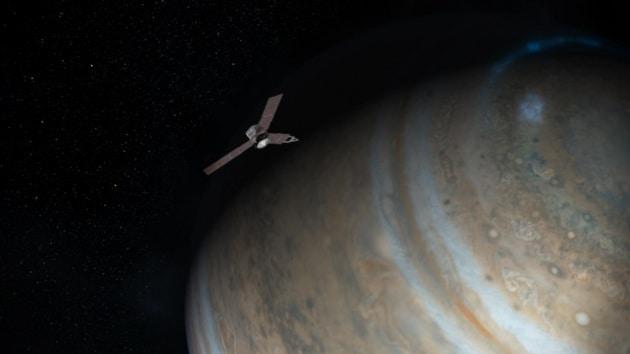 Juno attorno a Giove, i numeri della missione