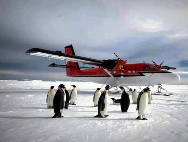 In Antartide con le Forze Armate