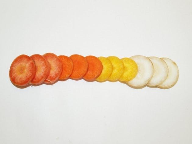 Sequenziato il genoma della carota