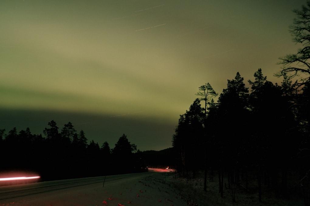 Aurora boreale: il cielo della Norvegia