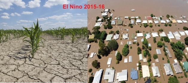 El Niño è finito. Con una lunga coda di brutte conseguenze