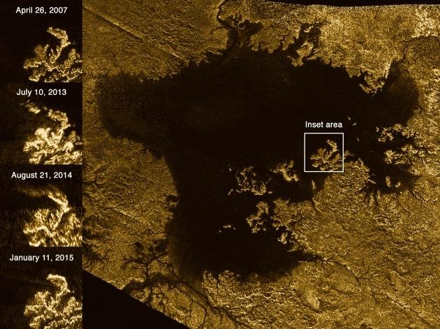 Il mistero delle isole di Titano