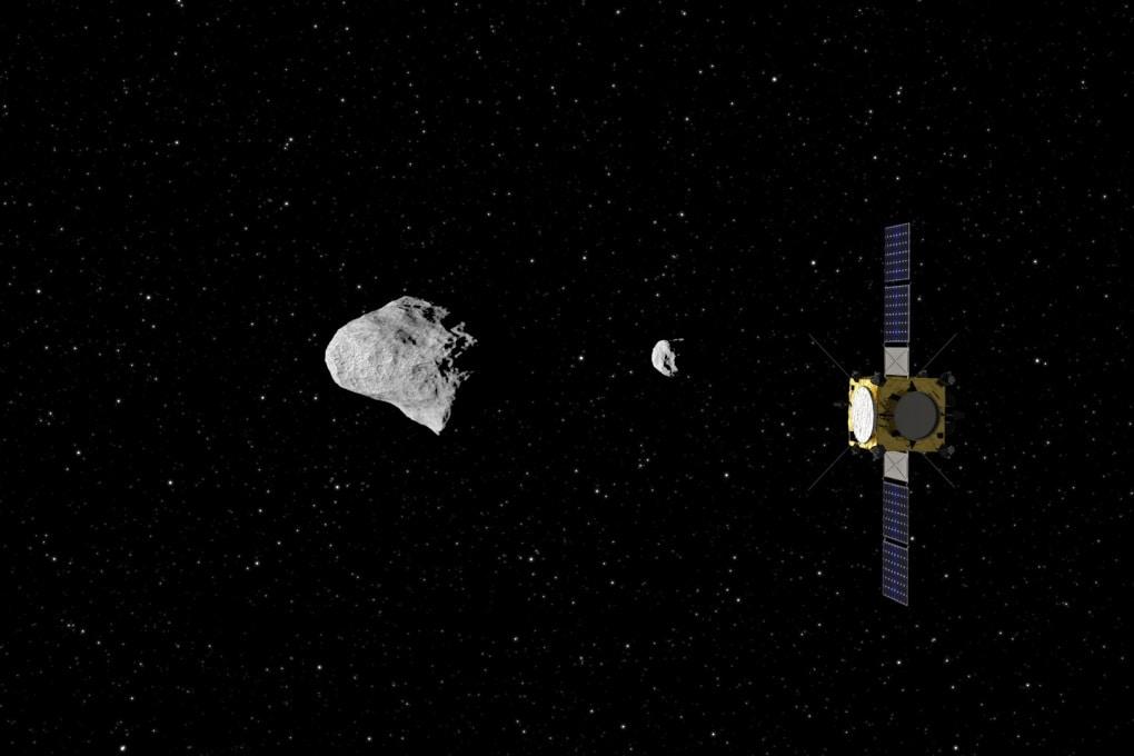 Prove di difesa contro gli asteroidi