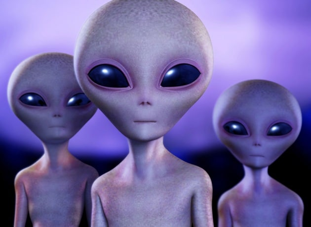 Alla ricerca di tecnologia aliena