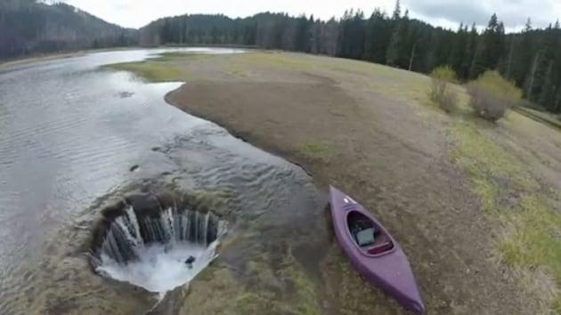 Lost Lake, il lago che scompare e riappare