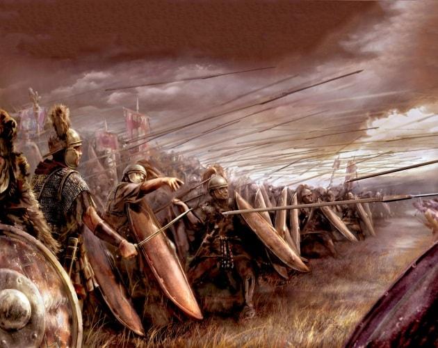 Le grandi sconfitte militari degli antichi Romani