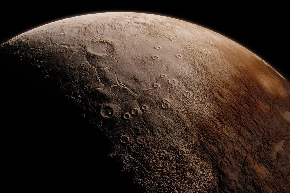 Nuove sorprese da Plutone: un oceano sotto la superficie