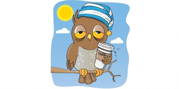 Il caffè di sera fa sballare l'orologio biologico