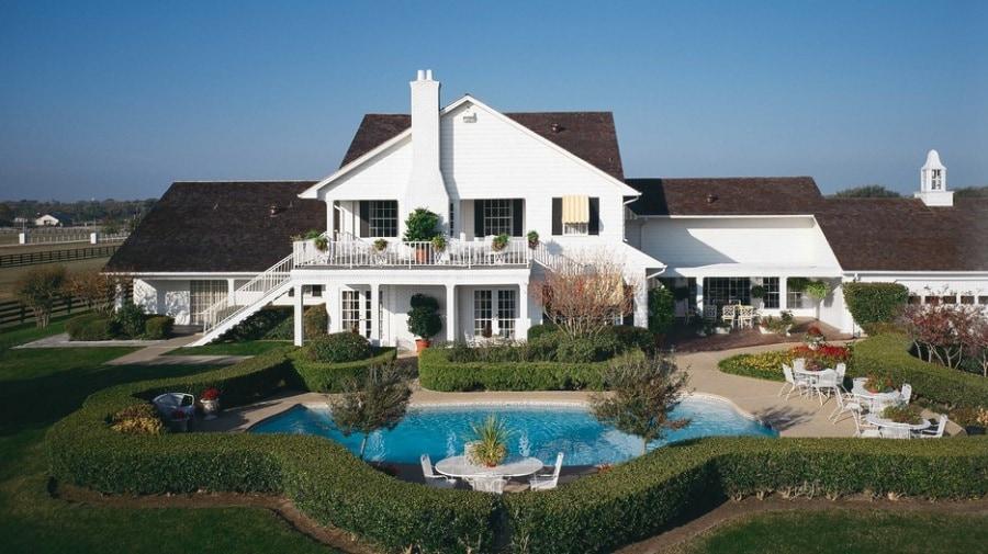Riconoscete queste case i set di film e serie tv nella for Ranch di case fresche