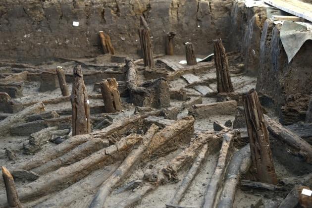 La Pompei dell'Età del Bronzo è in Inghilterra