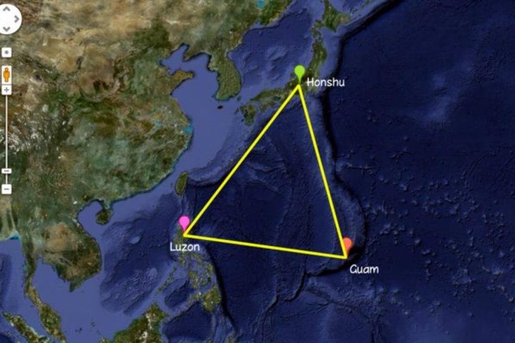 Che cos'è il triangolo del drago?