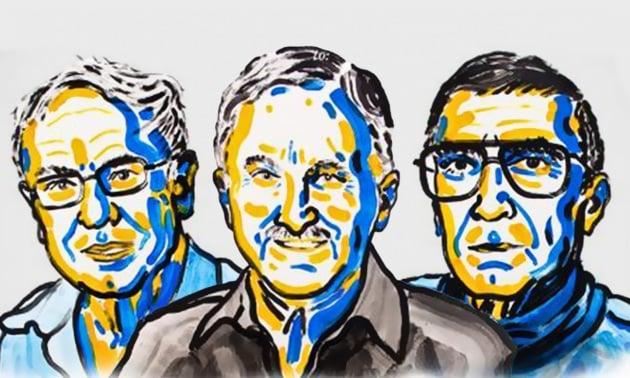 Nobel per la Chimica 2015, i vincitori