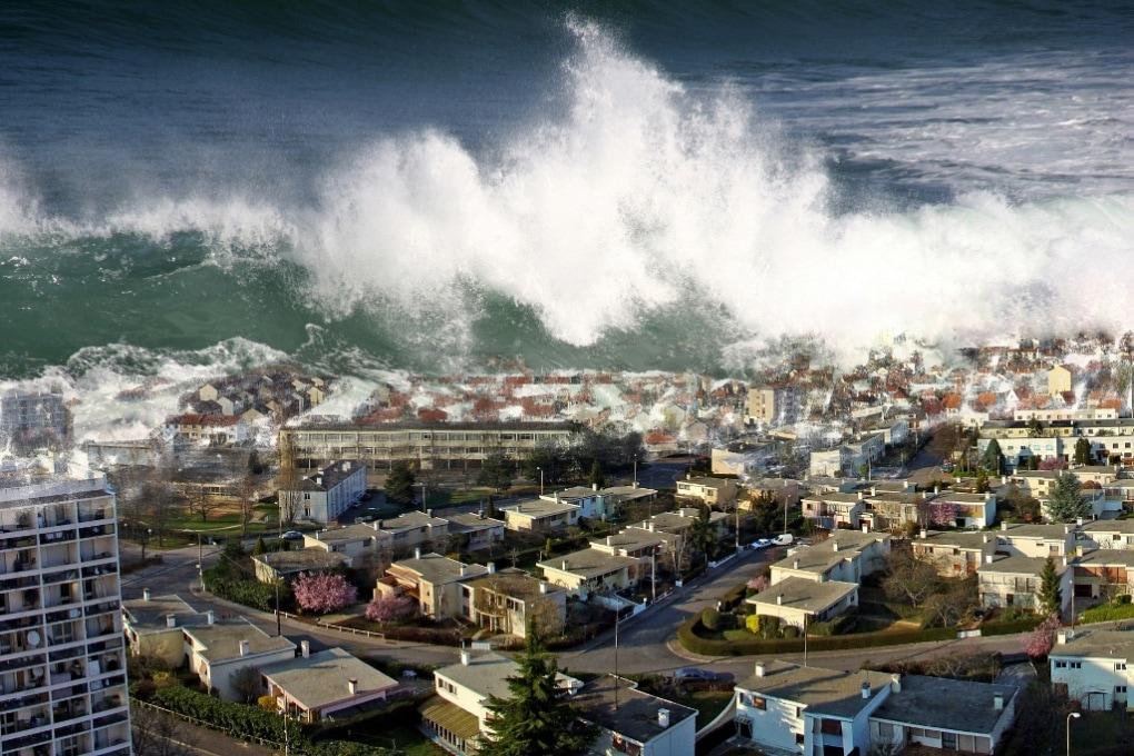 Che effetti avrebbe uno tsunami nel Mediterraneo?