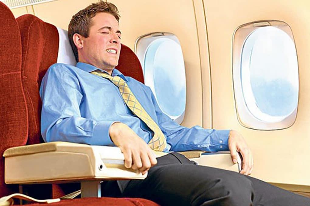 9 motivi per non avere paura di volare