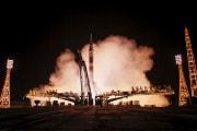 Il nuovo equipaggio della Stazione Spaziale Internazionale