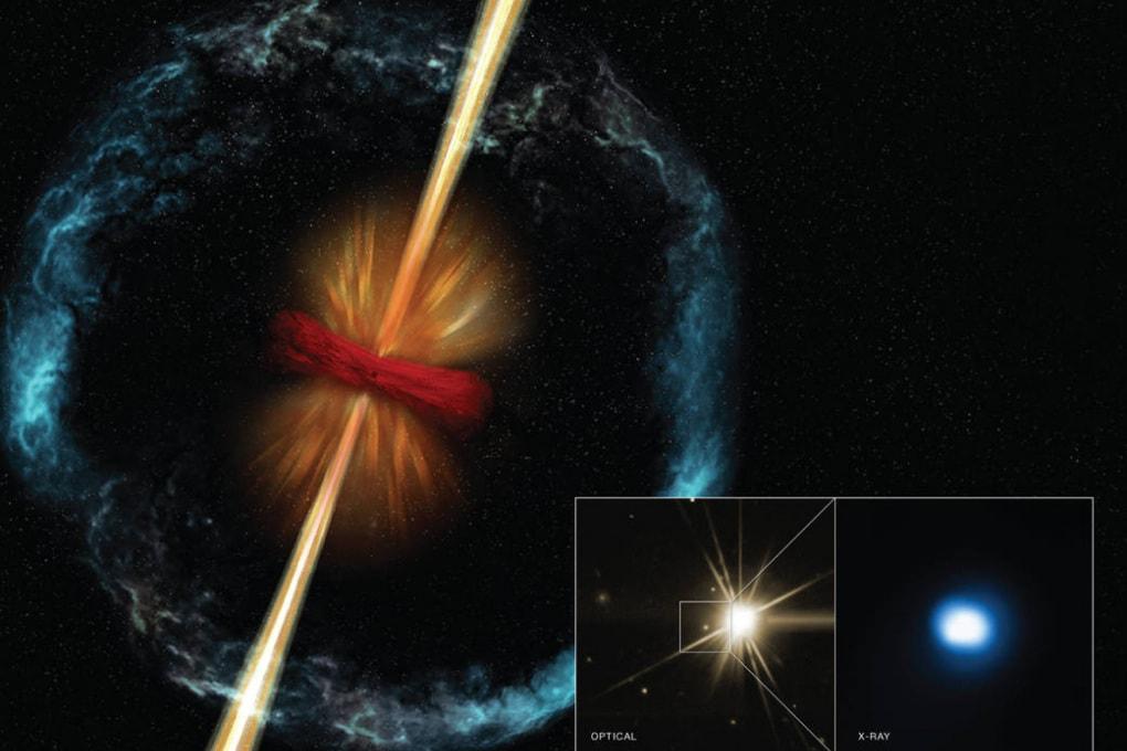 Scontro tra stelle di neutroni