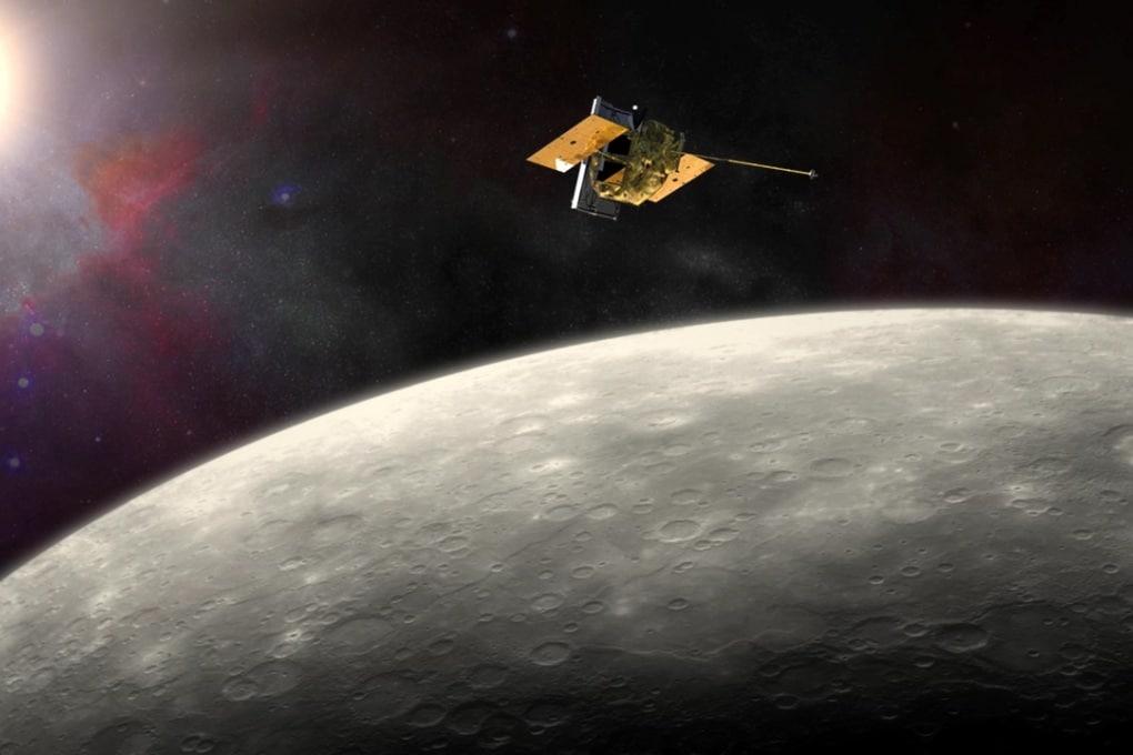 Addio, MESSENGER: oggi lo schianto su Mercurio