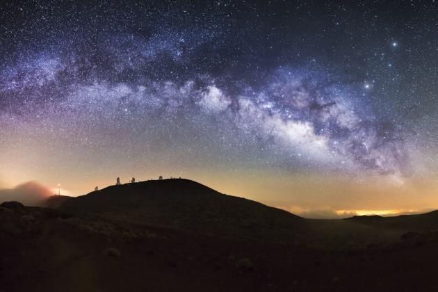 Le migliori località da cui osservare le stelle