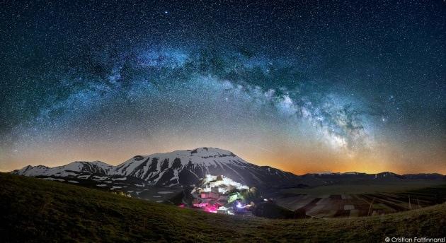 Maggio: il cielo del mese in fotografia